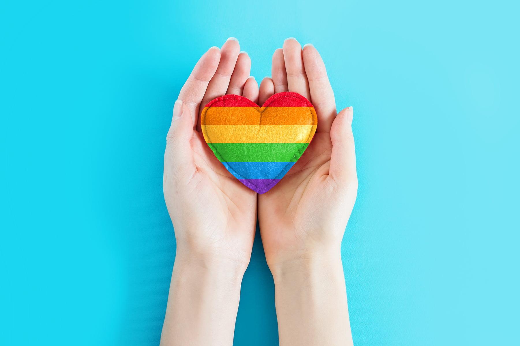 mês do orgulho LGBT - junho