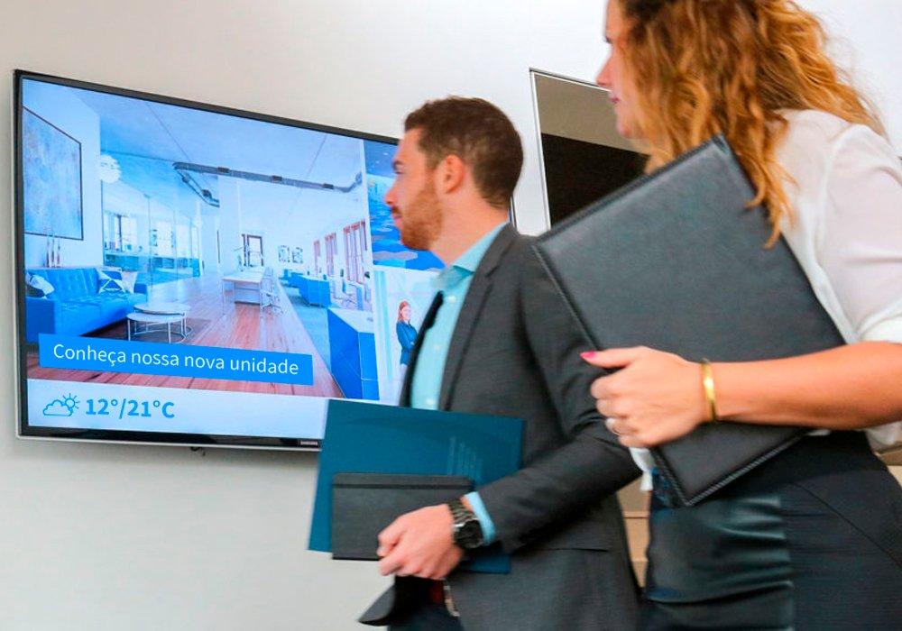 Como a TV corporativa pode servir para a comunicação interna das empresas