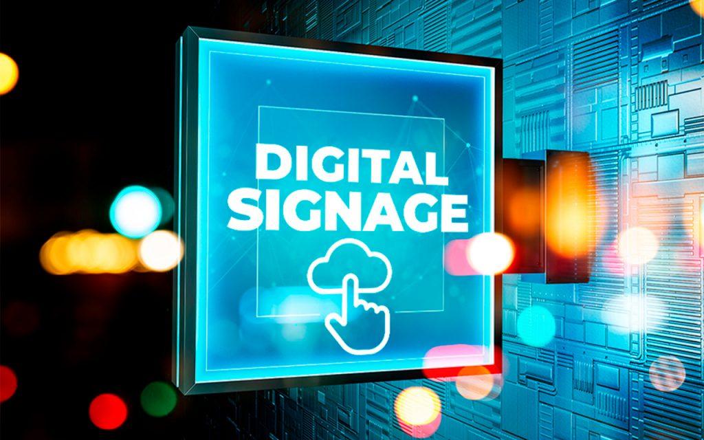 digital signage - sinalização digital para sua empresa