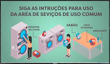 TELA-lavanderia